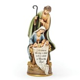 Holy Family with Blanket Figurine