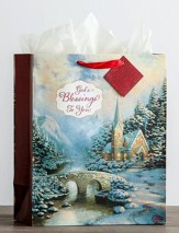 Glory To God, Gift Bag , Large