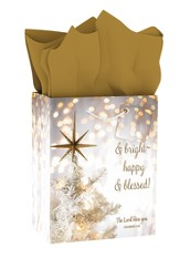 Merry & Bright, Gift Bag