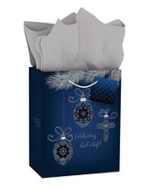 Celebrating God's Gift, Inspiring Ornaments Gift Bag