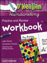 Do It Yourself D'Nealian Practice & Review Workbook Grade 4