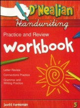 Do It Yourself D'Nealian Practice &  Review Workbook Grade 5