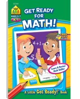 Get Ready for Math! Grades K-1