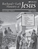 The Light (Junior; Grades 5-6) Extra Boyhood/Early Ministry of Jesus Bible Story Lesson Guide