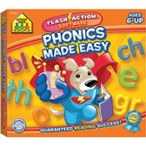 Flash Action Software: Phonics Made Easy CD-ROM