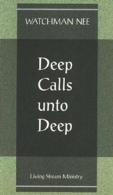Deep Calls To The Deep  10/Package