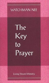 Key to Prayer  10/Package