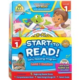 Start to Read, Level 1(6-Pack with CD-ROM)