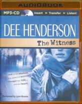 #1: The Witness - unabridged audiobook on MP3-CD
