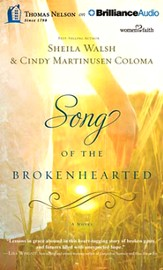 Song of the Brokenhearted - unabridged audiobook on MP3-CD