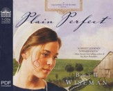 Plain Perfect, Daughters of the Promise Series #1 Audiobook on CD