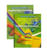 Exploring Creation with Chemistry &  Physics Advantage Set (with Notebooking Journal)