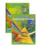 Exploring Creation with Chemistry  and Physics Advantage Set (with Junior Notebooking Journal)