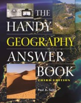 The Handy Geography Answer Book, 2nd Edition