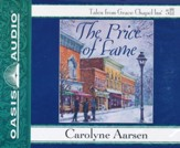 The Price of Fame: Unabridged Audiobook on CD