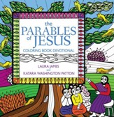 The Parables of Jesus: Coloring Book Devotional