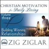 Building Winning Relationships #3 Unabridged Audiobook on CD
