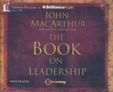 Book on Leadership - abridged audio book on CD