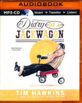 Diary of a Jackwagon - unabridged audio book on MP3-CD
