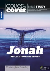 Jonah: Rescued from the Depths (Cover to Cover Bible Study Guides)