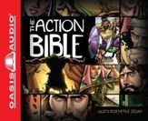 The Action Bible Unabridged Audiobook on CD