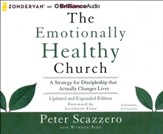 The Emotionally Healthy Church, Updated and Expanded Edition: A Strategy for Discipleship That Actually Changes Lives - unabridged audio book on CD - Slightly Imperfect