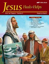 Extra Jesus Heals and Helps Bible Story Lesson Guide