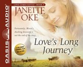 #3: Love's Long Journey Unabridged Audiobook on CD