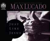 Just Like Jesus Unabridged Audiobook on CD