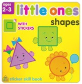 Litte Ones Shapes Workbook