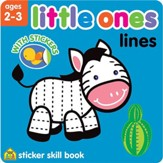 Little Ones Lines Workbook
