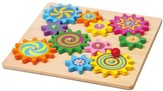 Spinning Gears Puzzle