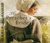 The Preacher's Bride Unabridged Audio CD