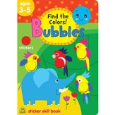 Find and Color! Bubbles Workbook