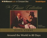 Around the World in 80 Days - unabridged audio book on CD