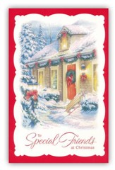 Special Friends at Christmas Cards, Box of 18