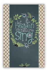 Let Heaven and Nature Sing Cards, Box of 18
