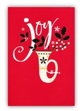 Joy, Trumpet Cards, Box of 18