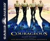 Courageous Unabridged Audiobook on CD