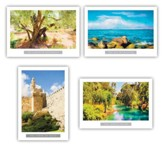 Encouragement Holy Land Cards, Box of 12