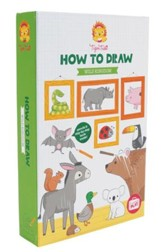 How To Draw, Wild Kingdom