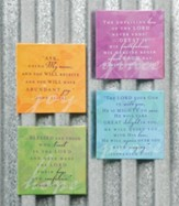 Inspirational Magnet Set, Joy, Grace, Hope, Peace