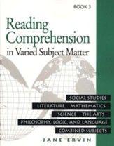 Reading Comprehension in Varied Subject Matter, Book 3, Grade 5