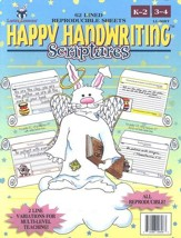Happy Handwriting: Scriptures