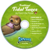 Ocean Commotion VBS Traditional: Tidal Tunes Student CDs  (Pack of 10)