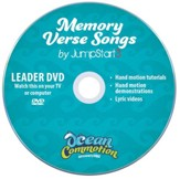 Ocean Commotion VBS Contemporary: Memory Verse Songs Leader  Set