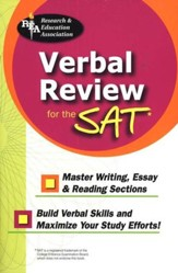 Verbal Review for the SAT