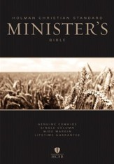 Pulpit & Ministry Bibles