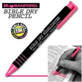 Bible Dry Highlighter, Pink