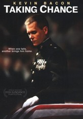 Taking Chance DVD